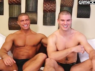 fuckable boy has his *cool glad* D/s experience with Sean Costin-